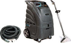 Carpet cleaning equipment by Sandia.  12 gallonCarpet  Extractor Machine $1160