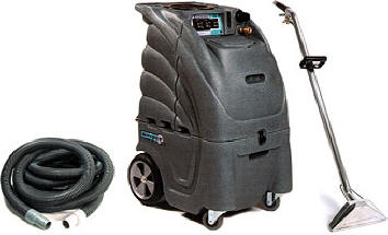 grey body carpet extractor 12 GALLON SANIDA
